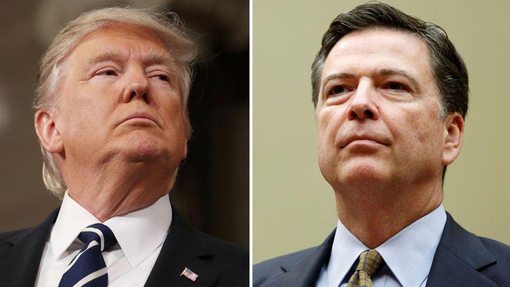 Pourquoi Donald Trump a-t-il limogé le patron du FBI ?