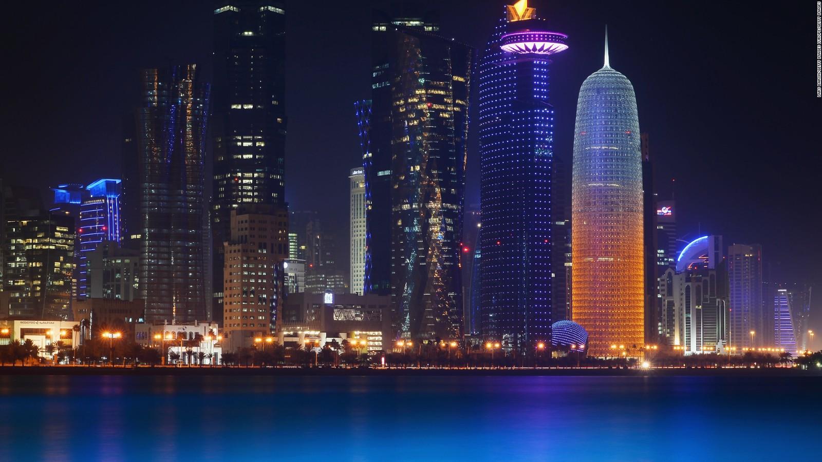 L'Iran envoie des produits alimentaires au Qatar