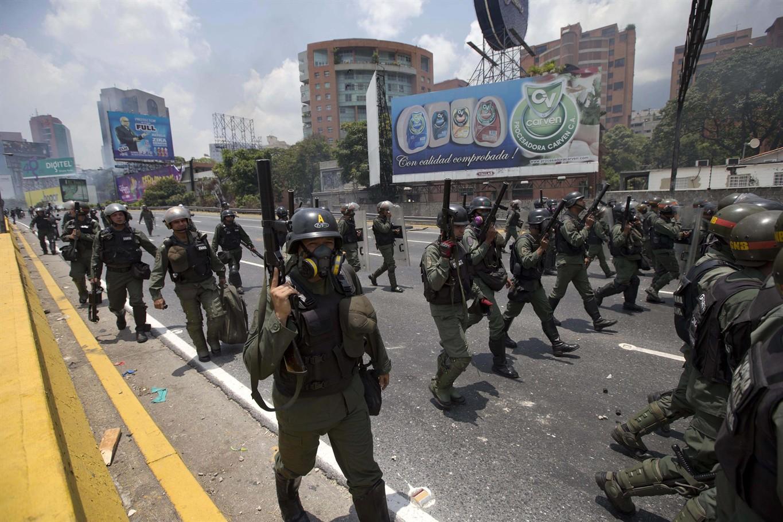 L'ONU dénonce la peur et la répression — Venezuela