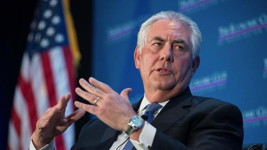 Corée du Nord: Trump recadre Tillerson, qui voulait négocier avec
