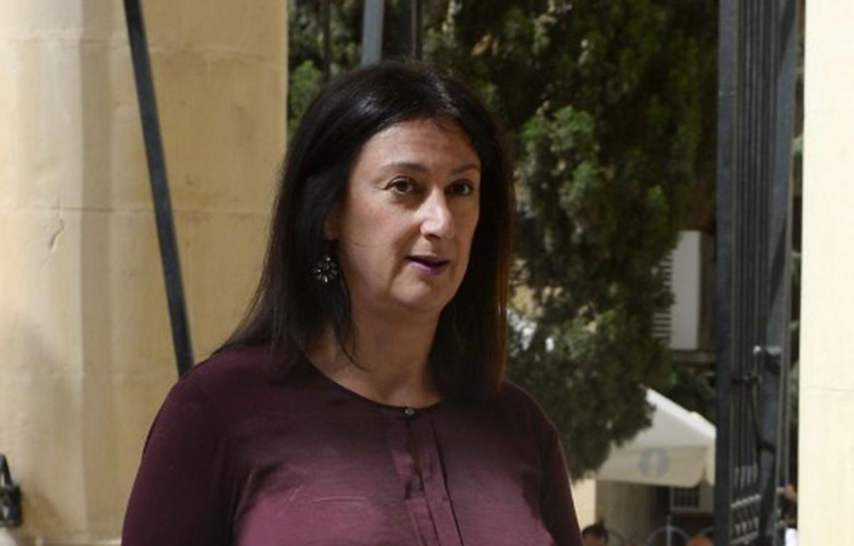 Les Maltais dans la rue pour demander justice — Journaliste assassinée