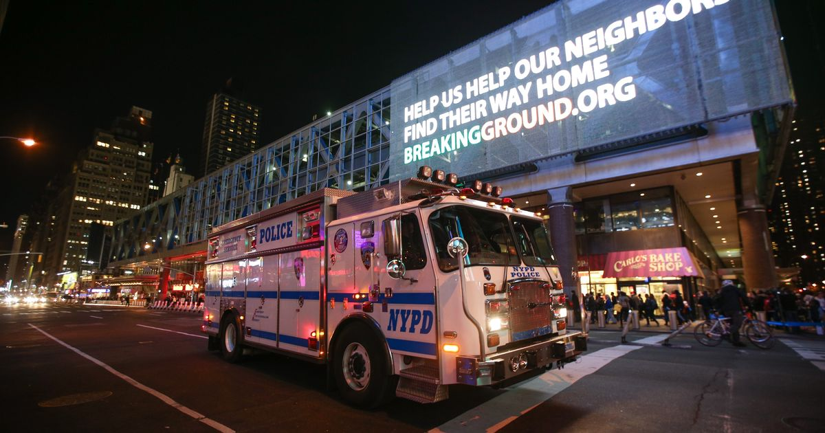 Nouvelle attaque à Manhattan — Terrorisme