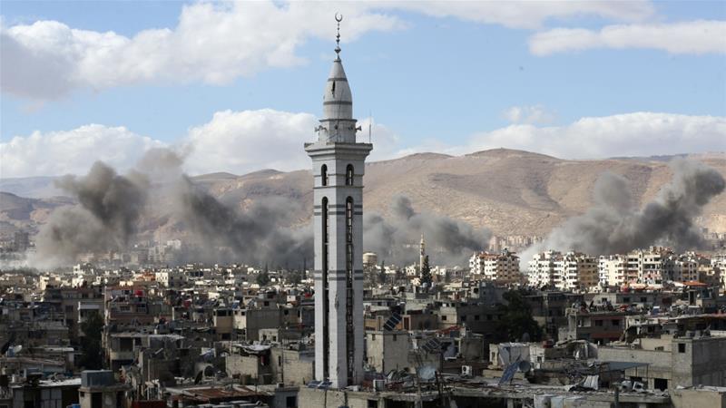 Lavrov demande à Genève aux rebelles un effort humanitaires — Syrie