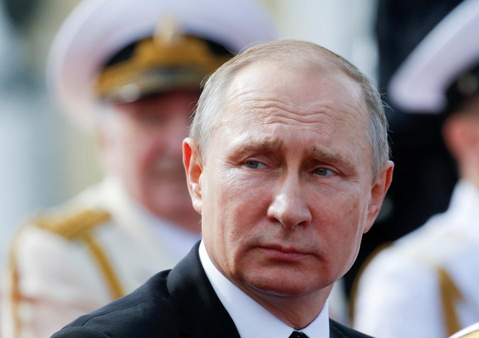 Poutine se satisfera de tout score lui permettant d'être élu