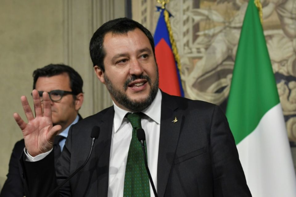Les populistes au pouvoir, Giuseppe Conte nommé premier ministre — Italie