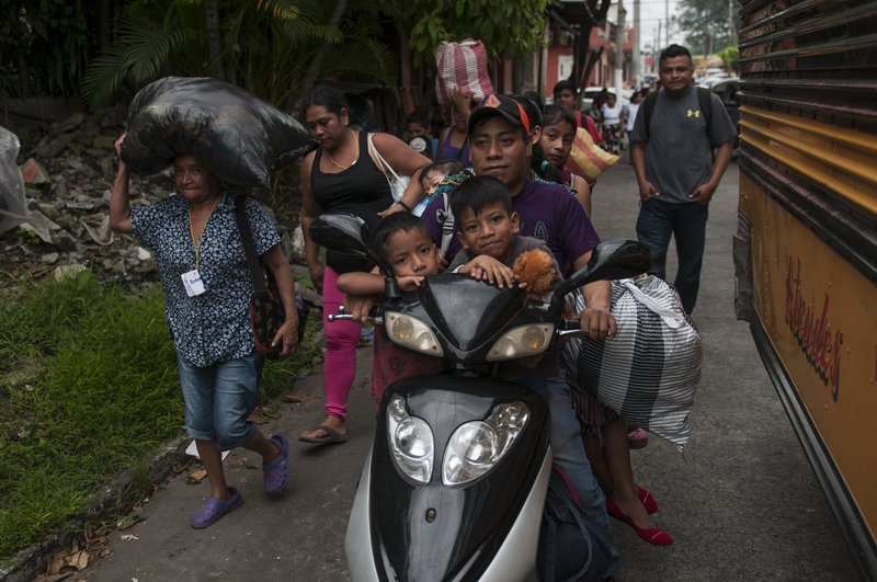 Au moins sept morts lors de l'éruption du volcan Fuego au Guatemala