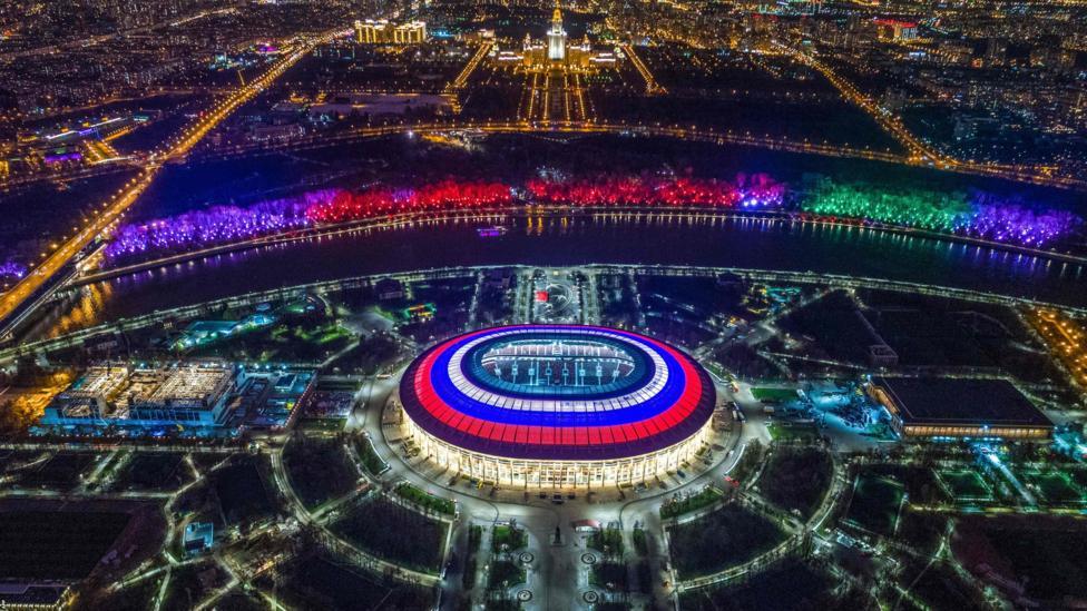 Voici les buts de la Russie face à l'Arabie saoudite